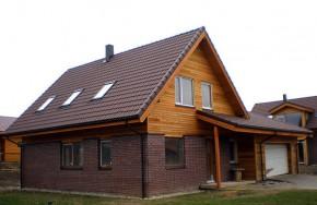 Mediena namo statybai